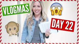 tracy s new baby   vlogmas day 22