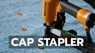 Cap Stapler