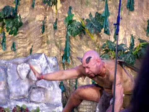 Armando Dubon Jr - Caliban in The Tempest @Camino ...