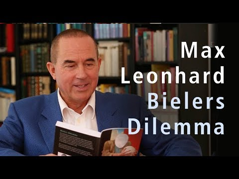 "Max Leonhard: Lesung aus seinem neuem Roman ""Bielers Dilemma"" Kapitel 1."