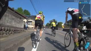 第5回榛名山ヒルクライムin高崎 榛名湖コース 1時間15分台