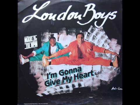 London Boys - I'm Gonna Give My Heart