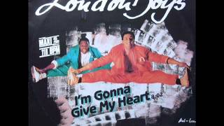 London Boys - I'm Gonna Give My Heart 1986 [Extended - HQ]