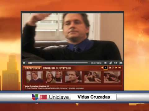 Vidas Cruzadas - Univision.com from YouTube · Duration:  31 seconds