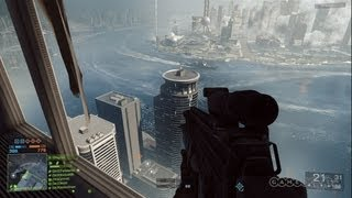 Battlefield 4 Multiplayer Demo - Siege of Shanghai E3 2013