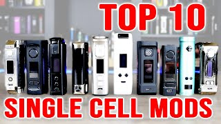 TOP 10 BEST SINGLE BATTERY MODS FOR 2019 - VAPING INSIDER