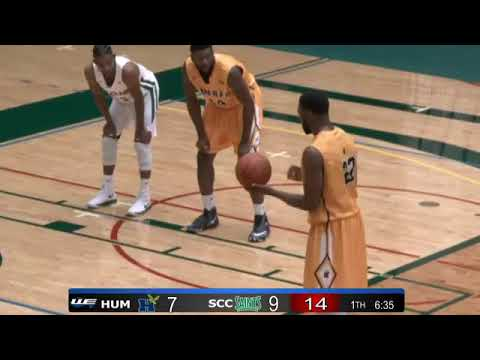 St. Clair College Men's Basketball vs Humber College October 29th, 2017