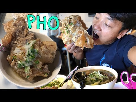 BEST Pho! Vietnamese Food In SoCal & Promposal