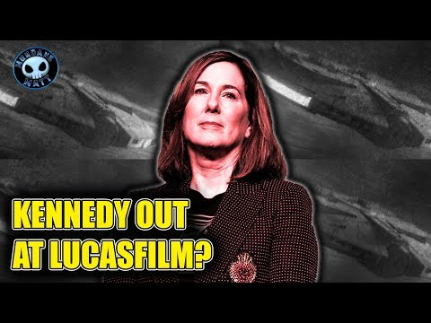 Is Kathleen Kennedy out at Lucasfilm?