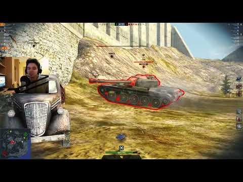 WoT Blitz - Везет сильнейшим. Не увидишь не поверишь - World of Tanks Blitz (WoTB) thumbnail