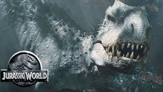 How Big Would The Indominus Rex Be If It Never Died? | Jurassic World