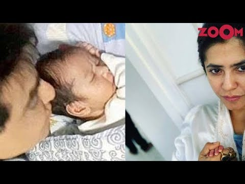 Ekta Kapoor's baby boy Ravie spends quality time with Grand Dad Jeetendra | First Picture |Exclusive Mp3