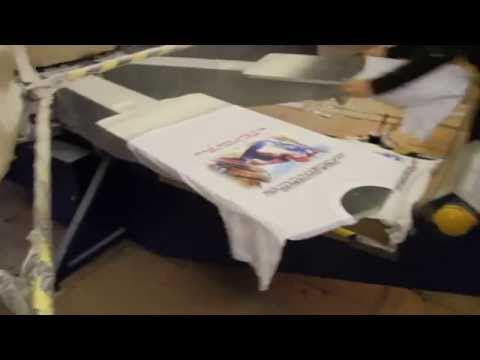 Four Colour Process Screen Printing for The Spiderman DVD Release