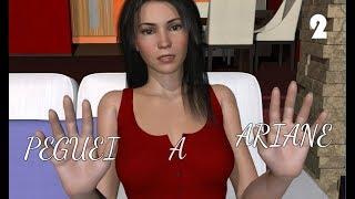 PEGUEI A ARIANE DE NOVO!!! Date Ariane (Ep. 2) [+18]