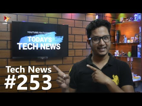 Tech News of The Day #253-Micromax Bharat 1,BSNL 446,Surface Book 2Lenovo K8 Android 8,Google Chrome