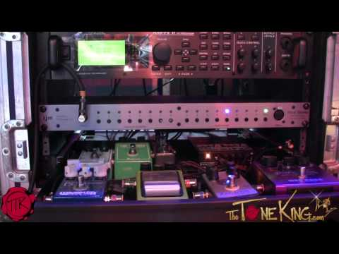 Dave Weiner : Backstage Interview : Steve Vai Tour 2012 : Over 40+ Minutes of Gear Chat !!!