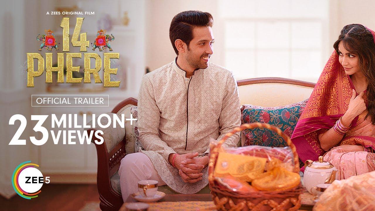 Download 14 Phere 2021 Hindi Full Movie HD  Filmyzilla 720p