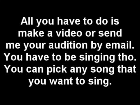 Sims 2 Karaoke Auditions