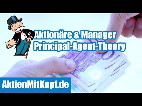 Warum Aktionäre Ihren Managern Nicht (blind) Vertrauen Sollten - Principal Agent Theory Erklärt