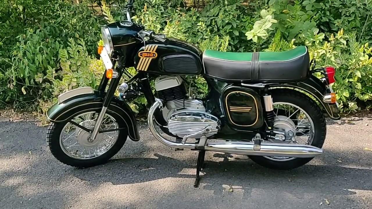 Jawa collaborated ideal jawa Yezdi B type 1971 ( for spare parts 9491220222)