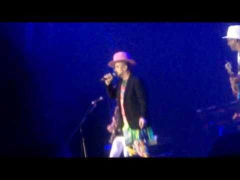 Starman and Get it on - Culture club (mexico)