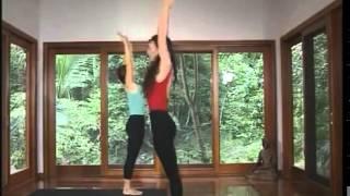Второй курс йоги для начинающих  . Обрезанная версия .
