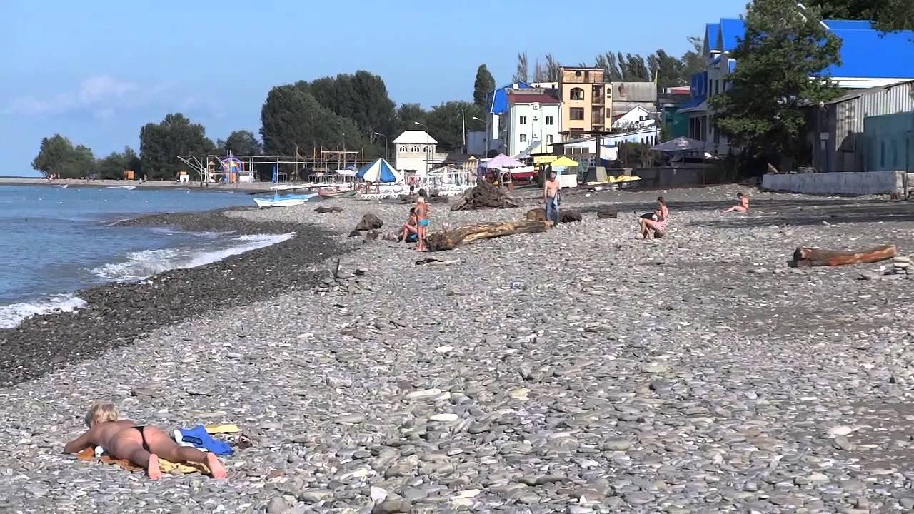 лазаревское пляж фото