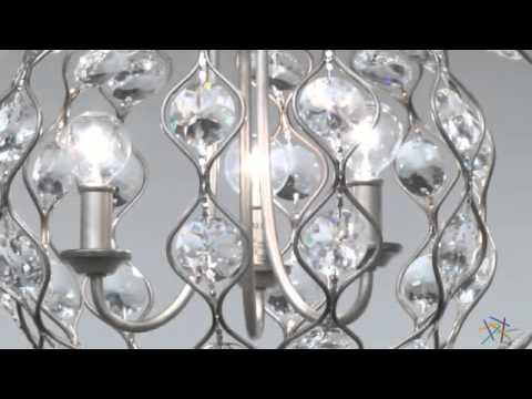 Murray feiss leila f2741 3bus chandelier 19 38w in burnished silver murray feiss leila f2741 3bus chandelier 19 38w in burnished silver product review video aloadofball Choice Image