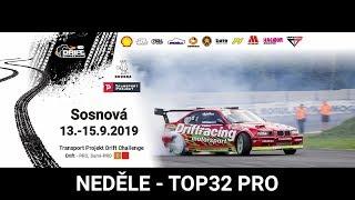 RD6 Transport Projekt Drift Challenge - Sosnová - NEDĚLE - 15. 9. 2019 Battle - PRO