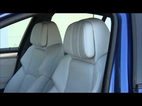 2012 BMW M5 INTERIOR