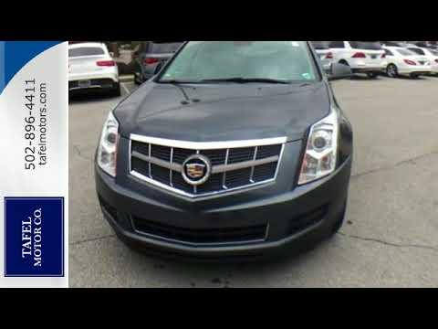 2012 Cadillac Srx Louisville Ky Elizabethtown Ky Uc10731a Youtube