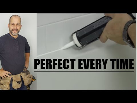 How To Silicone A Bath