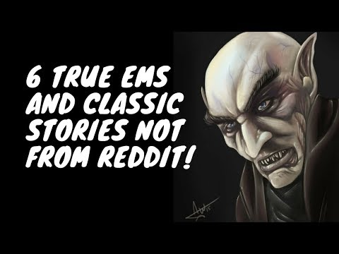 6 True scary Cop, EMS and Classic Stories No Reddit