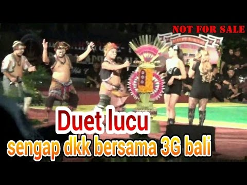 Sengap Tompel Sokir vs 3G Bali