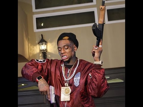 Soulja Boy Arrested on Gun Charge/Probation Violation after Cops Raids his Mansion & Finds the Draco Mp3