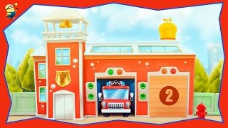 Детский мультик Отважный пожарный и его команда. Развивающий мультфильм про любимые профессии(, 2016-05-27T09:41:43.000Z)