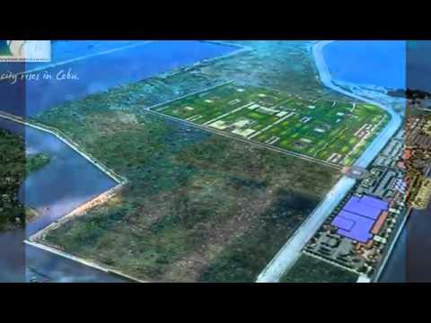 A new city rises in Cebu - city di mare