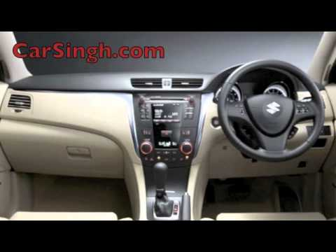 Maruti Suzuki Kizashi Review and Specifications
