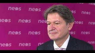 Neos: Brandstätter über Spesen-Affäre