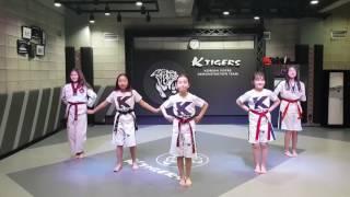 다이아-나랑사귈래 taekwondo dance.ver