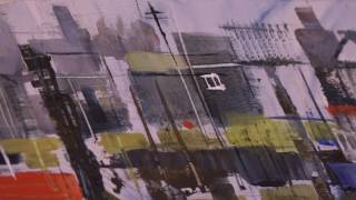 Trailer For  From Dynamic Sketch to Finished Painting  - Chris Forsey R.I.