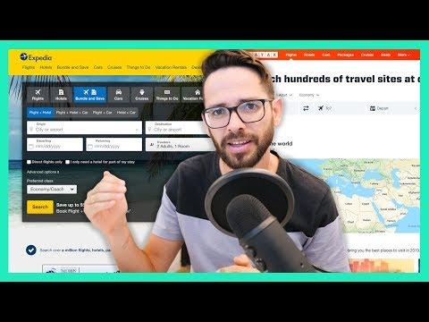 Design Review: Travel Websites