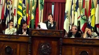Audiência Pública Plano Cicloviário de Niterói 06.08.2015 parte 3/6