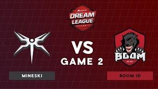 Mineski VS BOOM ID | Bo3 Upper Bracket Round 1 DreamLeague Season 11 SEA Qualifiers | Game 2