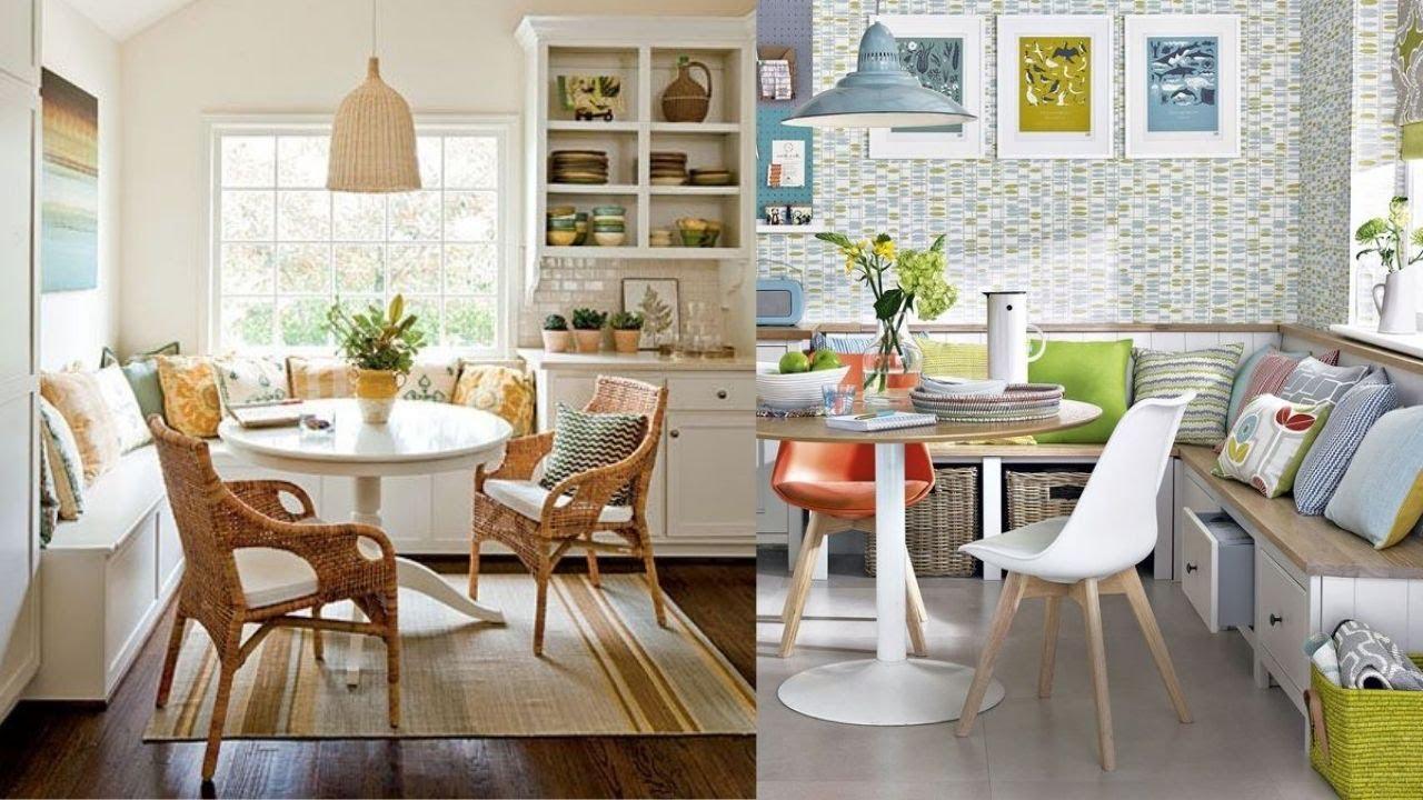 Kitchen Corner Table Design 50 Ideas Corner Dining Table Decoration For Kitchen Youtube