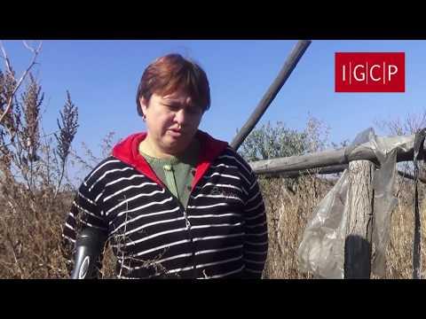 Моего мужа расстреляли (Война в Донбассе. Прямая речь)