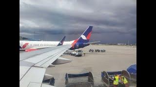 Летим в Египет на WINDROSE Airbus А 321 Хургада Макади