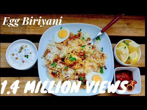 മുട്ട ബിരിയാണി |Christmas Special Egg Dum Biriyani||Kerala Egg Biriyani || Easy Biriyani||Ep:244