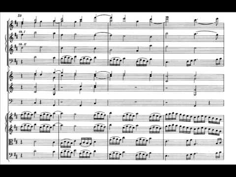 "Mozart - Sinfonia K. 504 (""Praga"") - I movimento: Adagio-Allegro (score)"