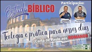 Estudo Bíblico | A IMITAÇÃO A CRISTO | 06/11/2020